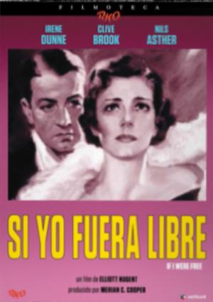 filmoteca rko: si yo fuera libre (vos) (dvd)-8420172063078