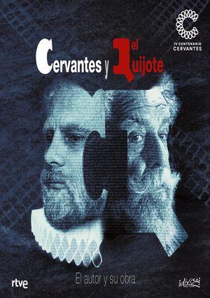 cervantes y el quijote (dvd)-8421394548244
