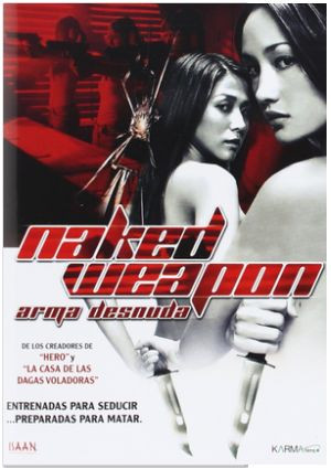 naked weapon (dvd)-8437010735974