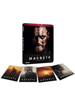 macbeth (blu-ray+dvd)-8436535544795