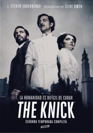 the knick: temporada 2 (dvd)-5051893231113