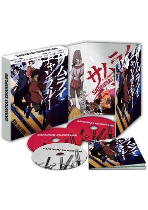 samurai champloo: ed.coleccionista (blu-ray)-8420266104205