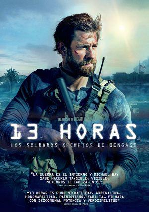 13 horas: los soldados secretos de bengasi (dvd)-8414533094016