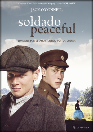 soldado peaceful (dvd)-8435175970605