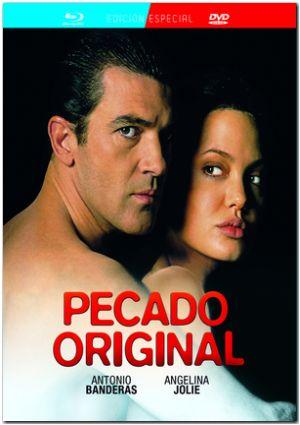 pecado original (original sin) (blu-ray+dvd)-8421394406469