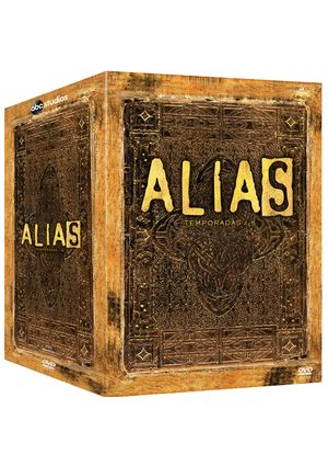 pack alias la coleccion completa (temporadas 1-5) (dvd)-8717418492014