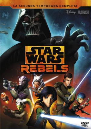 star wars rebels: temporada 2 (dvd)-8717418487706