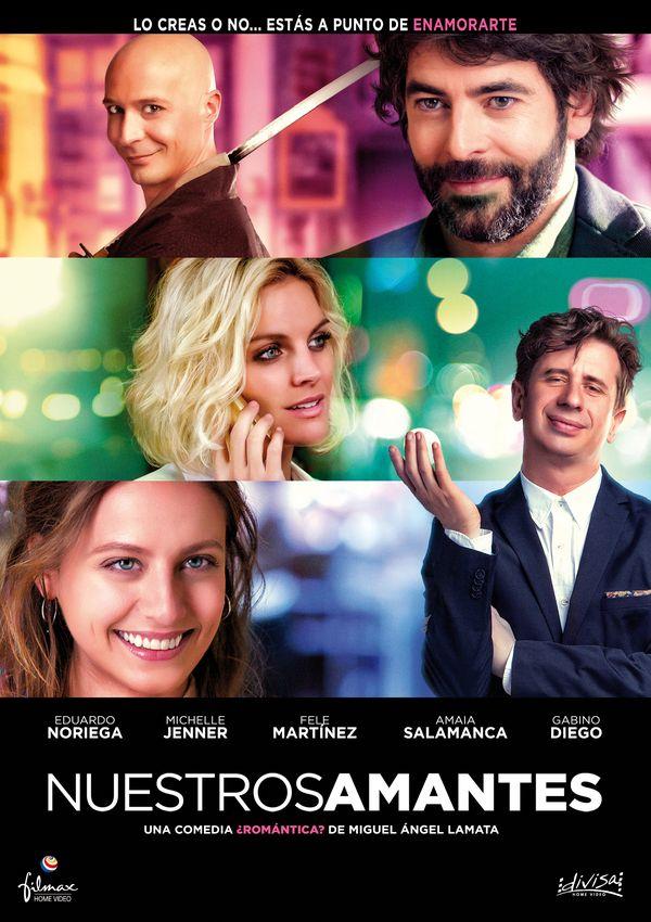 nuestros amantes (dvd)-8421394548596