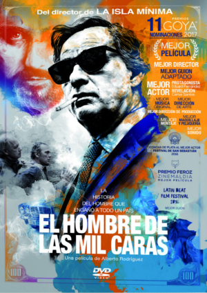 el hombre de las mil caras (dvd)-8420266005090
