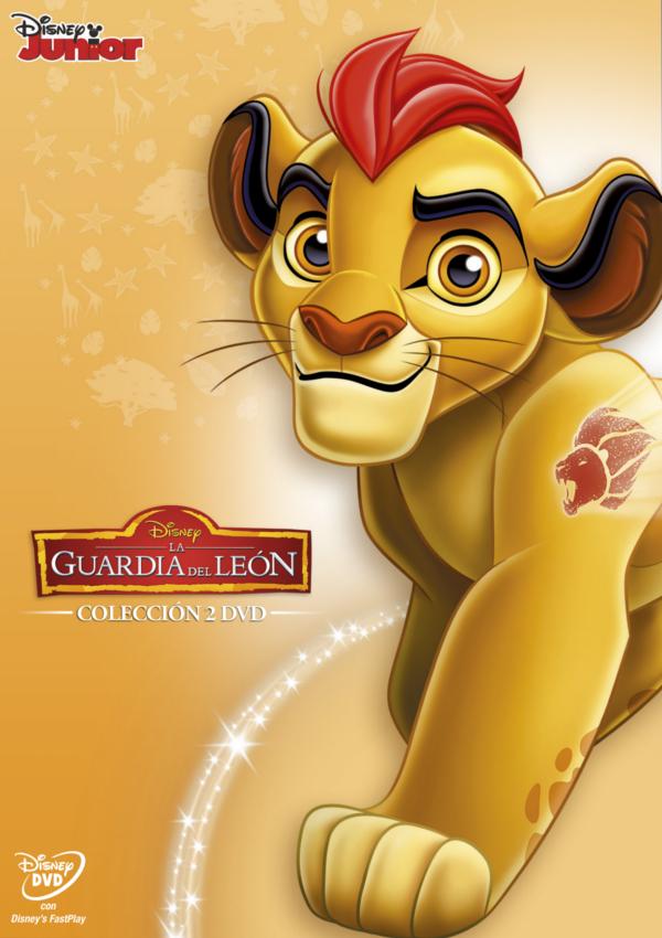 duopack la guardia del leon desata la fuerza + retorno del rugido (dvd)-8717418501662