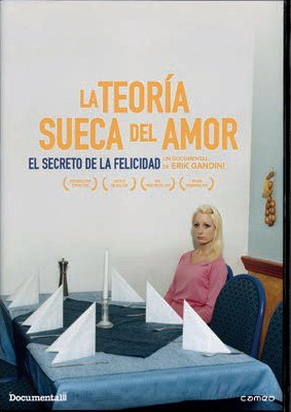 la teoria sueca del amor - dvd --8436564161970
