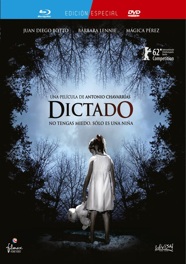 dictado - blu ray + dvd --8421394408340