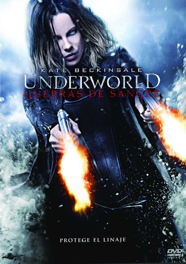 underworld: guerras de sangre - dvd --8414533103305