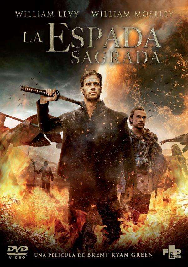 la espada sagrada - dvd --8414533106948