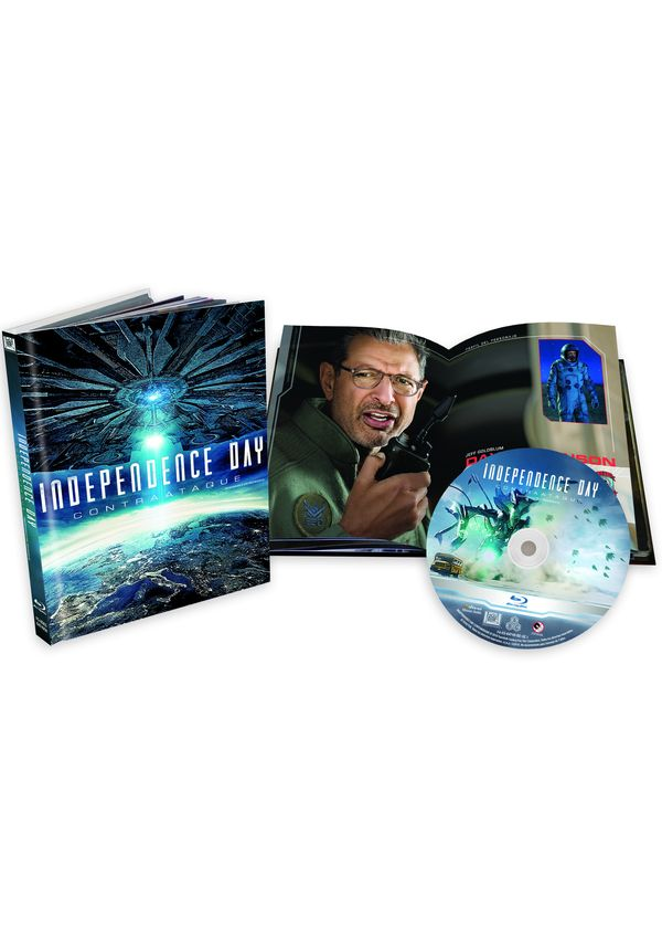 independence day contraataque - blu ray - digibook-8420266009784