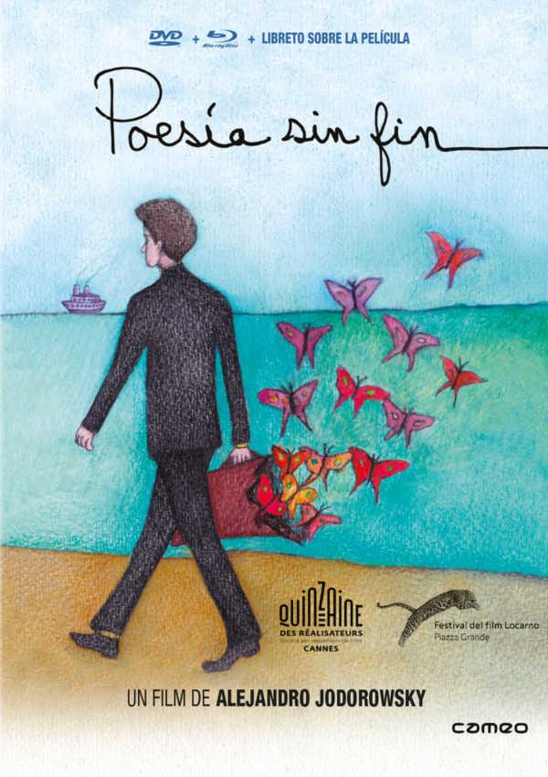 poesía sin fin  - blu ray + dvd - ed especial-8436564162700