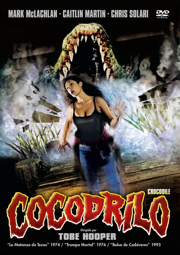 cocodrilo - dvd --8436558196025