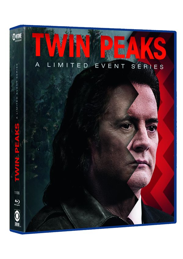 twin peaks - a limited event series - blu ray - temporada 3-8414533111096