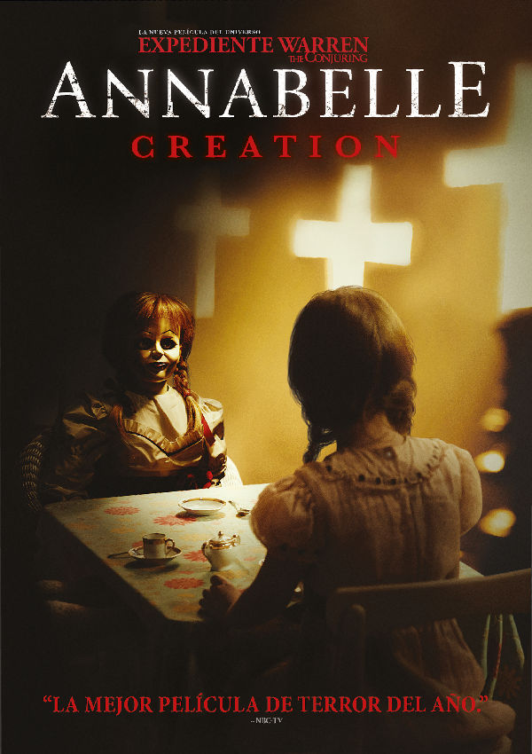 Annabelle Creation Dvd De David F Sandberg 8420266012982