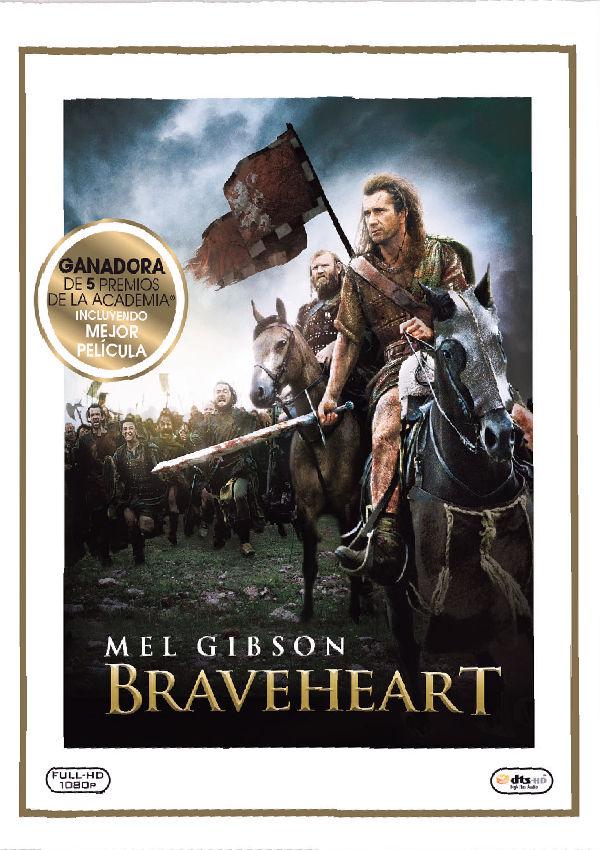 braveheart - blu ray --8420266013842