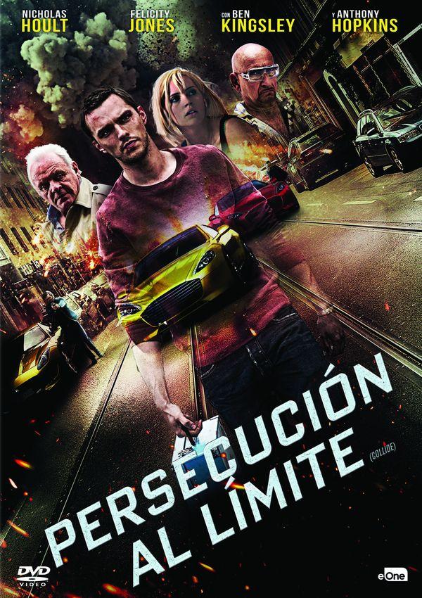 persecución al límite - dvd --8435175974122