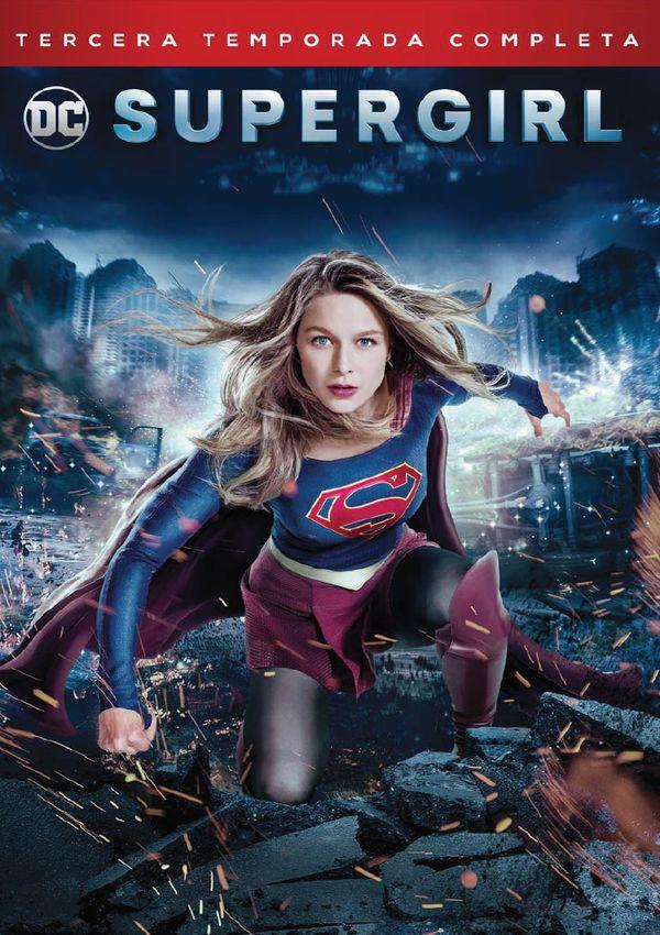 Supergirl Dvd Temporada 3