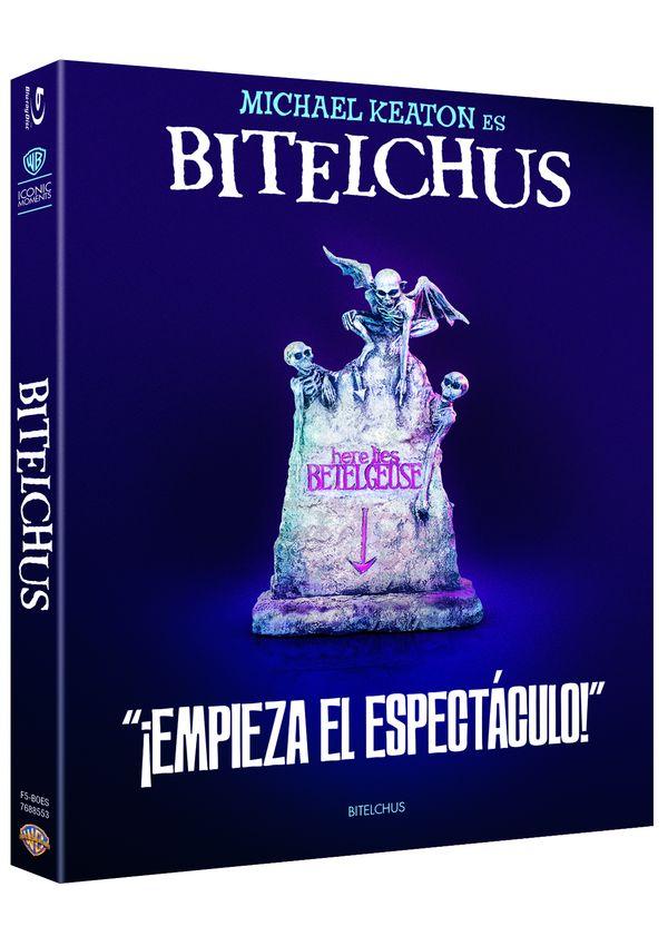 bitelchus edición 20 aniversario - blu ray -iconic-8420266016614