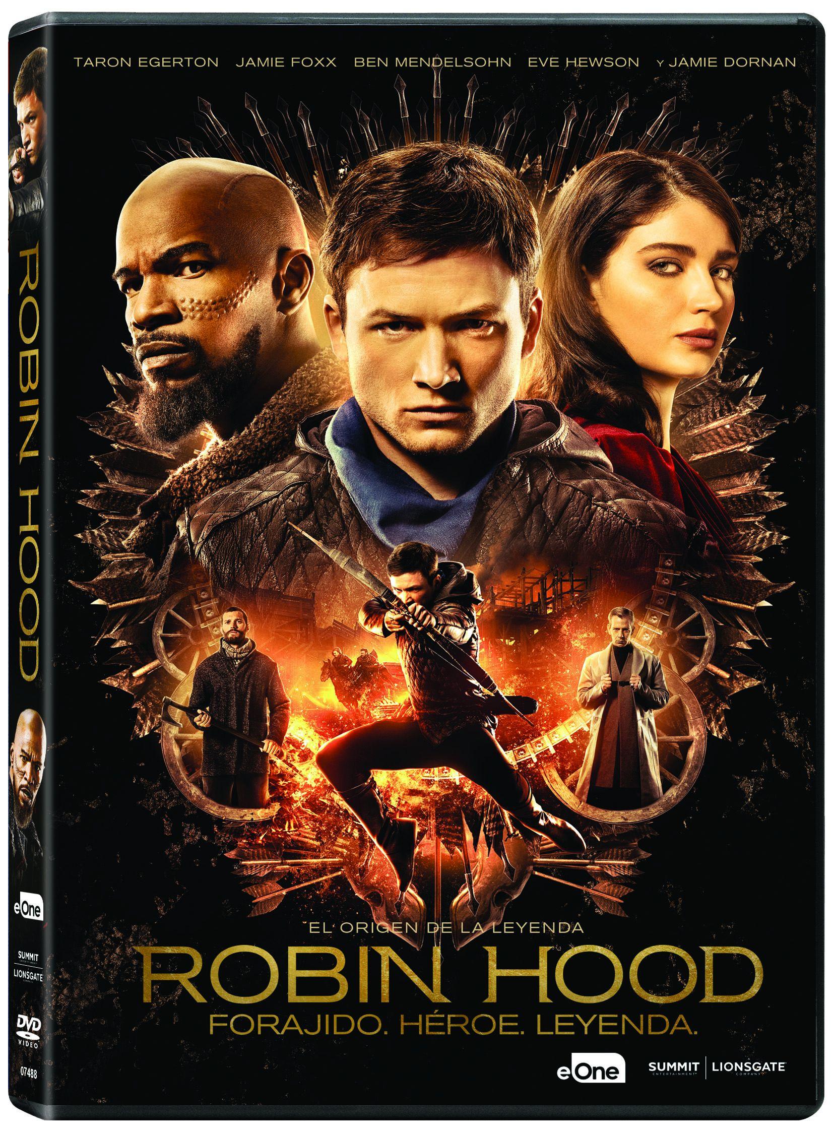 robin hood: origins - dvd --8435175974771