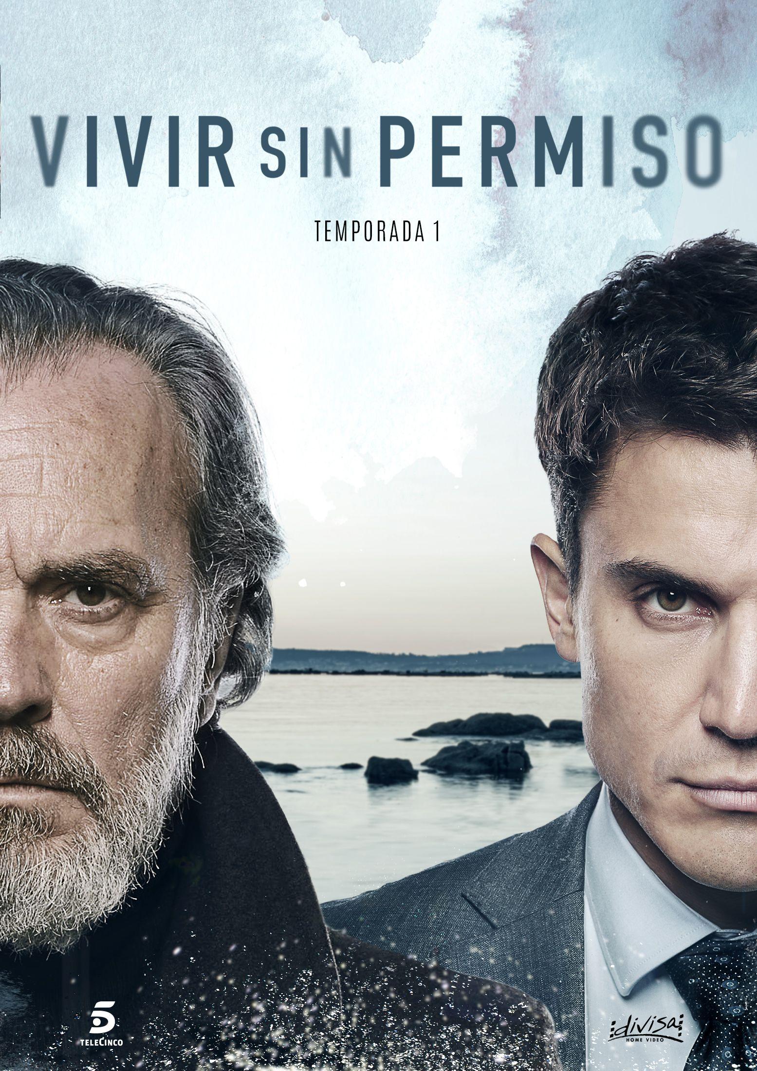 vivir sin permiso - dvd - temporada 1-8421394552340