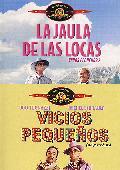 PACK VICIOS PEQUEÑOS + LA JAULA DE LAS LOCAS