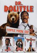 pack dr. dolittle + dr. dolittle 2 + dr. dolittle 3-8420266928030