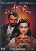 ANA DE LOS MIL DIAS (DVD)