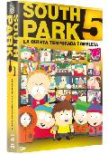 south park: la quinta temporada completa (dvd)-8414906701565