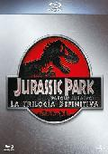 pack jurassic park (parque jurasico): la trilogia definitiva (blu-8414906729835