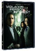 vigilados: person of interest. temporada 1 completa (dvd) 5051893129175