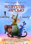 EL CORAZÓN DEL ROBLE (DVD)