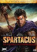 spartacus: la guerra de los condenados: temporada 3 (dvd)-8420266969538