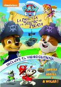 PAW PATROL: LA PATRULLA Y EL TESORO DEL PIRATA (DVD)