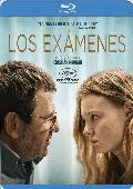 LOS EXAMENES - BLU RAY -