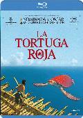 LA TORTUGA ROJA - BLU RAY -
