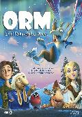 ORM, EN EL REINO DE LAS NIEVES - DVD -