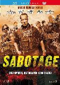 SABOTAGE - BLU RAY+DVD -