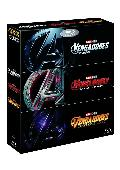 pack trilogia vengadores - blu ray --8717418530365
