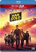 HAN SOLO UNA HISTORIA DE STAR WARS - BLU RAY 3D+2D -