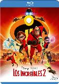 INCREIBLES 2 - BLU RAY -